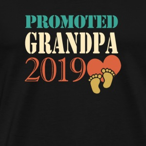381 Promoted to Grandpa 2019 Vintage