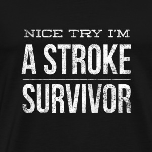Nice Prova Stroke Survivor Awareness T-Shirt Gift