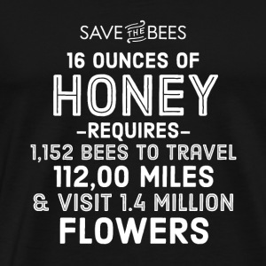 Save The Bees Astonishing Numbers