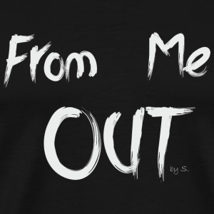 De Me Out - T-shirt Premium Homme