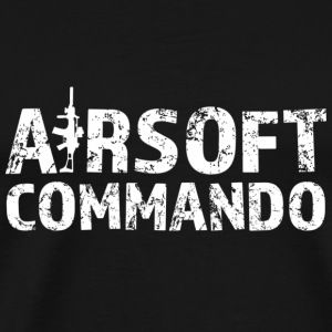 airsoft Commando - T-shirt Premium Homme