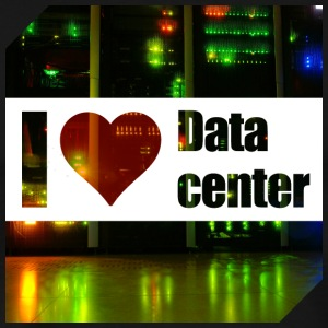 I love Datacenter - Men's Premium T-Shirt