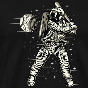 Space Baseball - Männer Premium T-Shirt