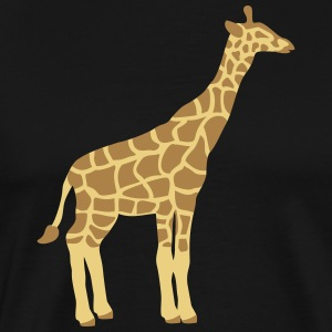 Giraffe for children - Men's Premium T-Shirt