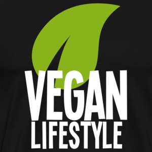 Vegan Lifestyle - Men's Premium T-Shirt