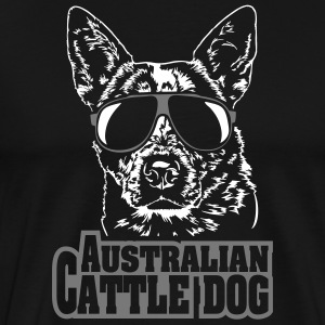AUSTRALIAN CATTLE DOG cool - Männer Premium T-Shirt