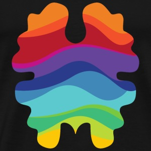 Rainbownut - Men's Premium T-Shirt