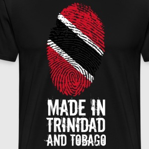 Made In Trinidad and Tobago Trinidad and Tobago - Men's Premium T-Shirt