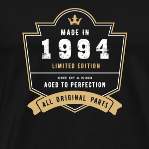 Made In 1994 Limitierte Edition Alle Originalteile - Männer Premium T-Shirt