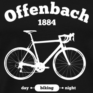 Bicycle Offenbach - Men's Premium T-Shirt