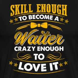 Waiter waitress - Men's Premium T-Shirt