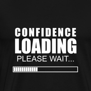 Confidence invites - Men's Premium T-Shirt