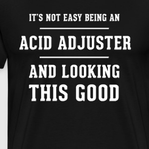 Original gave til Acid Adjuster - Herre premium T-shirt