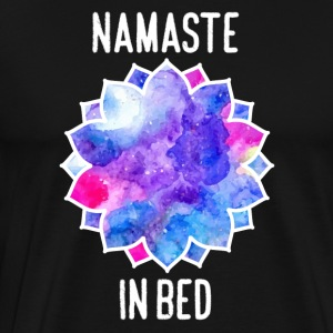 CHAKRA IN BED - Men's Premium T-Shirt
