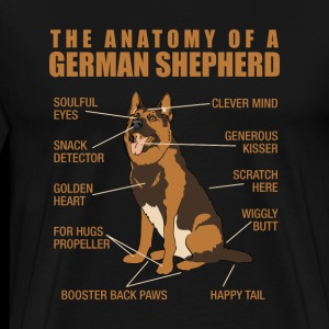 The Anatomy Of A German Shepherd - Dog Owner