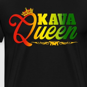 Kava Queen - Men's Premium T-Shirt