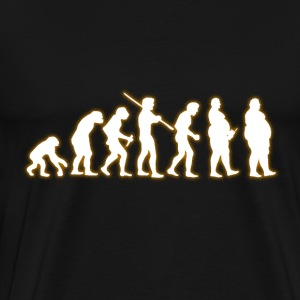 EVOLUTION dick humaine - T-shirt Premium Homme