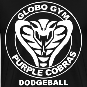 Dodgeball - Purple Cobras BIG