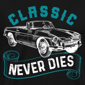 Classic Never Dies - Men's Premium T-Shirt