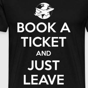 bookaTicket - Männer Premium T-Shirt