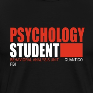 Psychology BAU - Premium-T-shirt herr