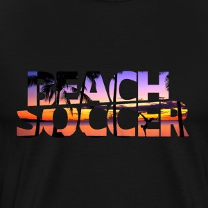 Beachsoccer Caribbean - Men's Premium T-Shirt