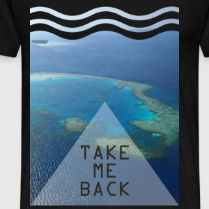 Take me back - Männer Premium T-Shirt