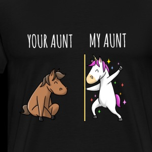 Unicorn horse your aunt my aunt gift EN