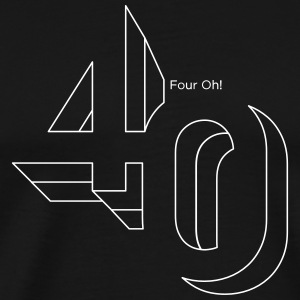 Four Oh - Men's Premium T-Shirt