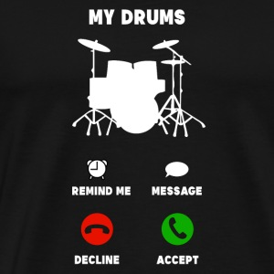 Drum Handy Musician Band Gift