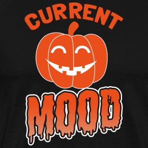 Current Mood - Halloween - Men's Premium T-Shirt