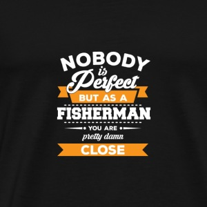Fisherman - fisherman - fishing - gift - Men's Premium T-Shirt