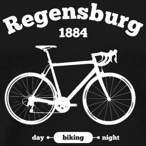 Bicycle Regensburg - Men's Premium T-Shirt