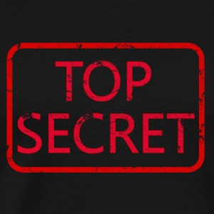 Top Secret - Men's Premium T-Shirt