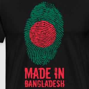 Made In Bangladesh / Bangladesh / বাংলাদেশ - Herre premium T-shirt