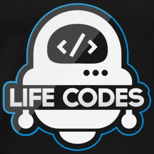 Life Codes Robot - Men's Premium T-Shirt