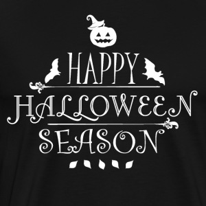 Happy Halloween Season October Walpurgis Night - Men's Premium T-Shirt