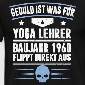 YOGA 1960 - Men's Premium T-Shirt