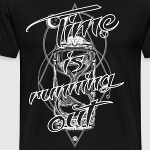 Time is running out I - Men's Premium T-Shirt