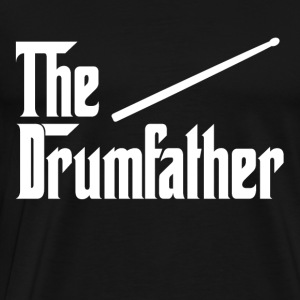 The father of drums - Men's Premium T-Shirt