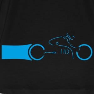 Motorcyclist, two wheel fan - Men's Premium T-Shirt