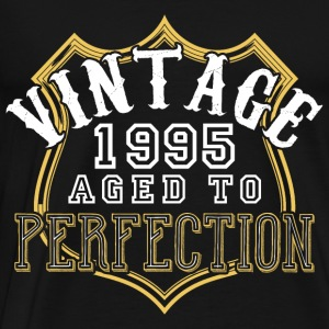 Vintage 1995 âgé de perfection - T-shirt Premium Homme