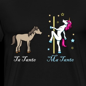 Unicorn Horse Your Aunt My Aunt Gift FR