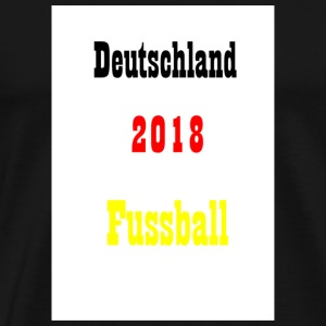 Text Germany 2018 Football