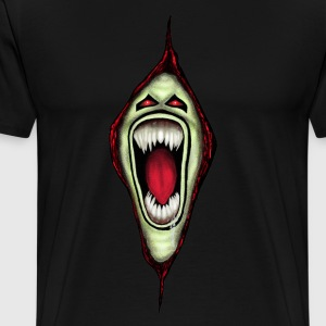 Halloween Ghost Horrorcontest - Men's Premium T-Shirt
