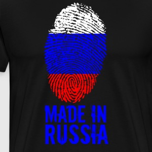 Made in Russia / Made in Russia Россия - Miesten premium t-paita