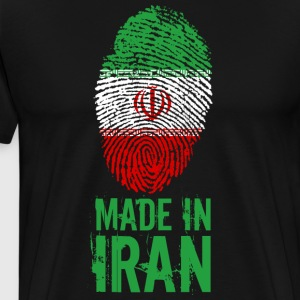 Made in Iran / Made in Iran ايران Iran Persien - Premium-T-shirt herr