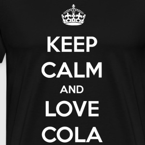 Cola / Feeling / Drink / Alcohol / Gift - Men's Premium T-Shirt