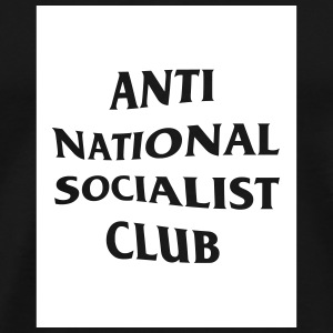 Anti Nazi Club Rectangle