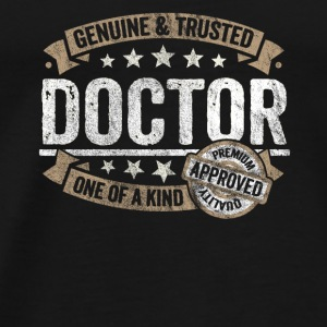 Doctor Premium Quality Approved - Männer Premium T-Shirt